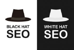 black hat seo - whitw hat seo
