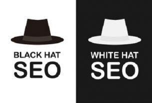 black hat seo - whitw hat seo